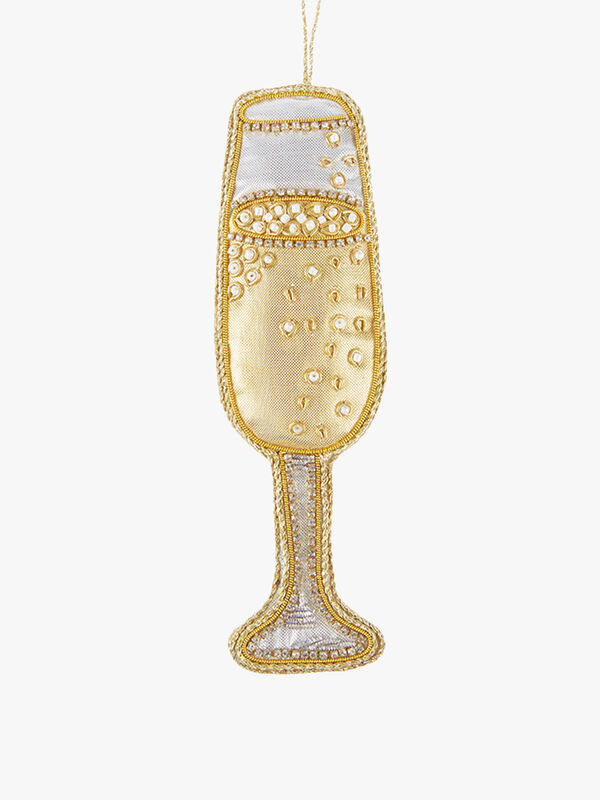 Bubbly Champagne Decoration