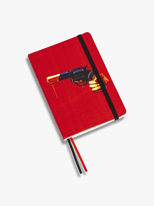 Toiletpaper Regular Notebook Revolver