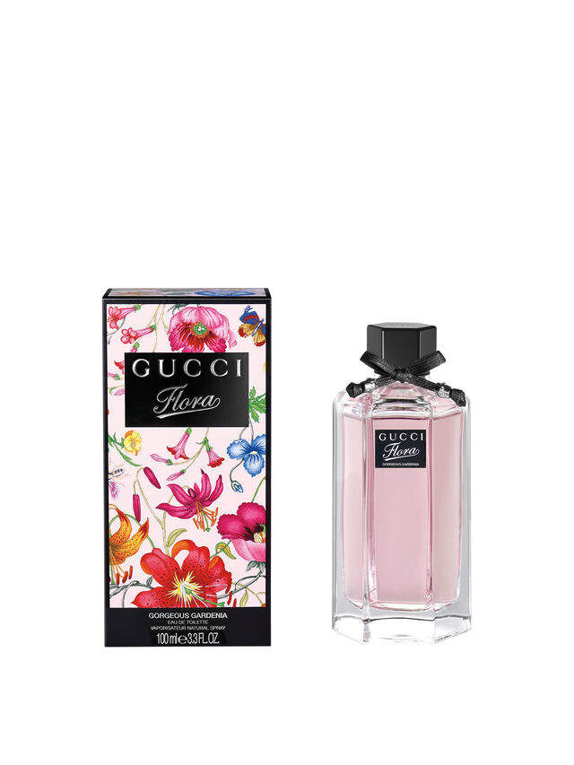Gucci Flora Gorgeous Gardenia Eau de Toilette For Her 100ml