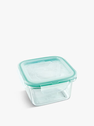 Square Clearly Container 380ml