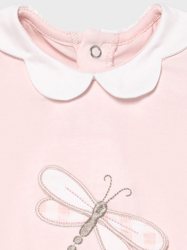 Gingham & Dragonfly Bubble