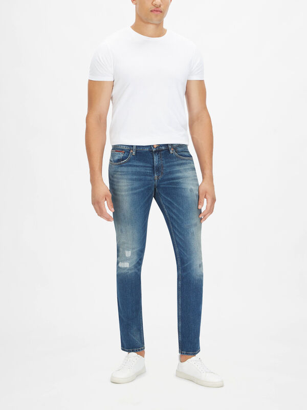 Dad Jean Tapered-Fit Jeans