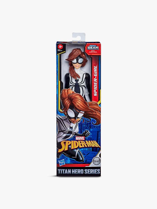 Titan Hero Series Blast Gear Spider-Girl