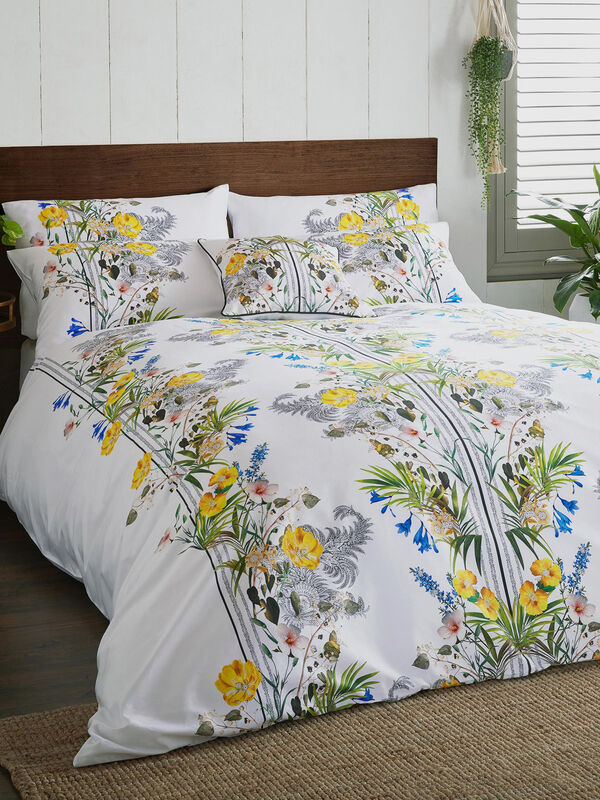 Royal Palm Duvet Cover