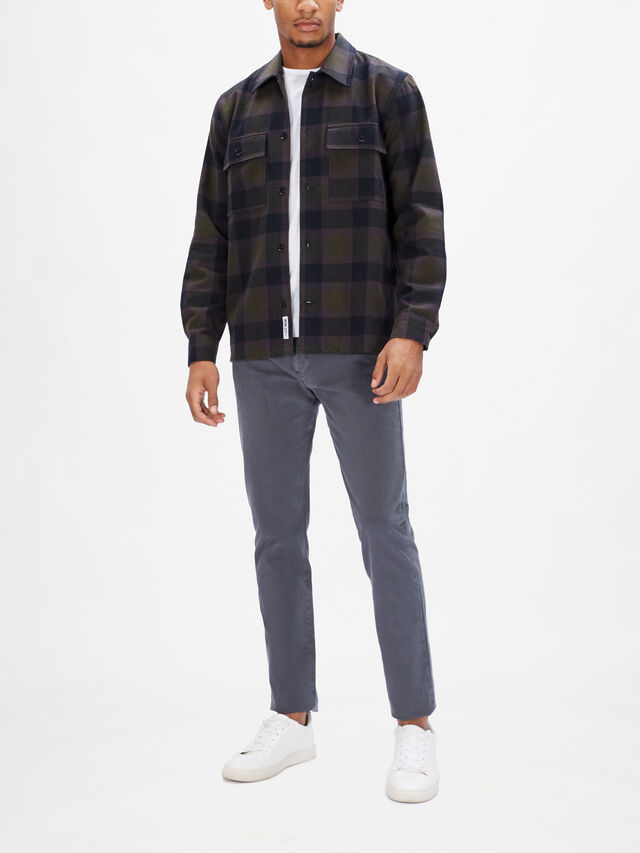 Franco Flannel Shirt