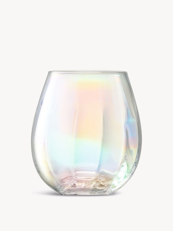 Pearl Tumbler Set of 4