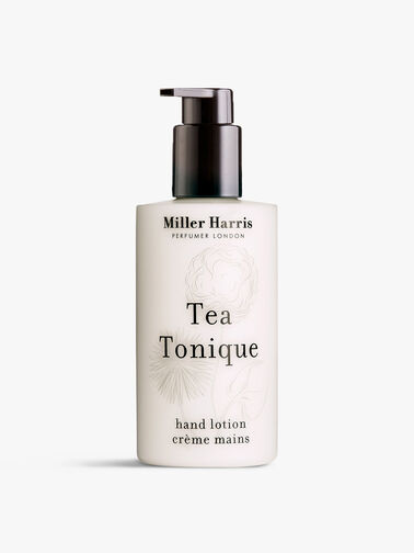 Tea Tonique Hand Lotion