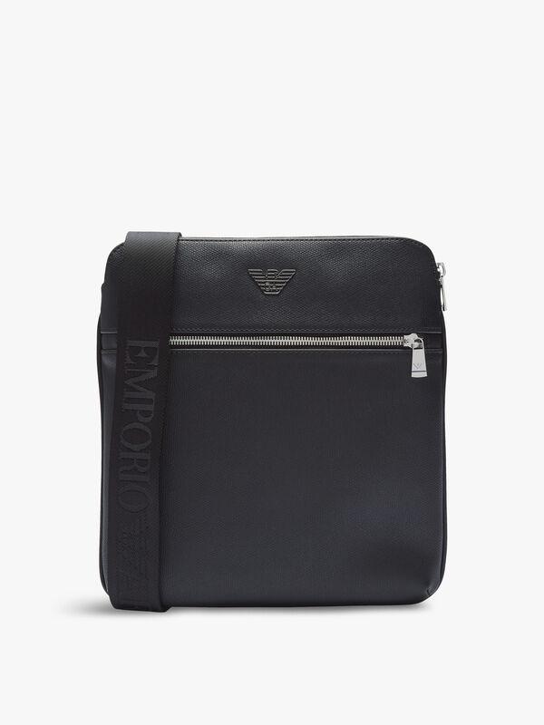 Faux Fur Cross-Body Bag