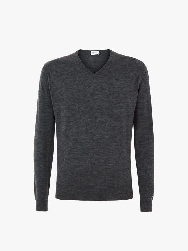 Blenheim V-Neck Pullover