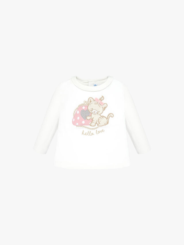 Furry Tiger & Purse Top