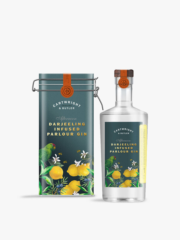 Darjeeling Infused Gin 500ml