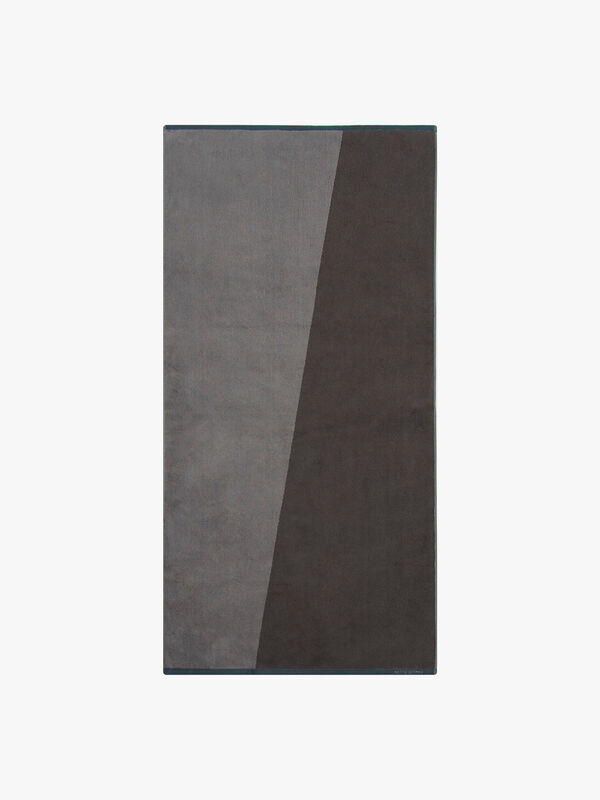 Shades Grey Bath Towel