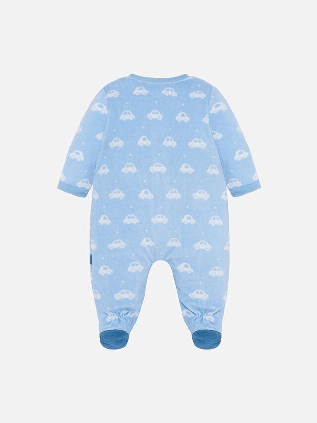 Printed Car Pyjamas