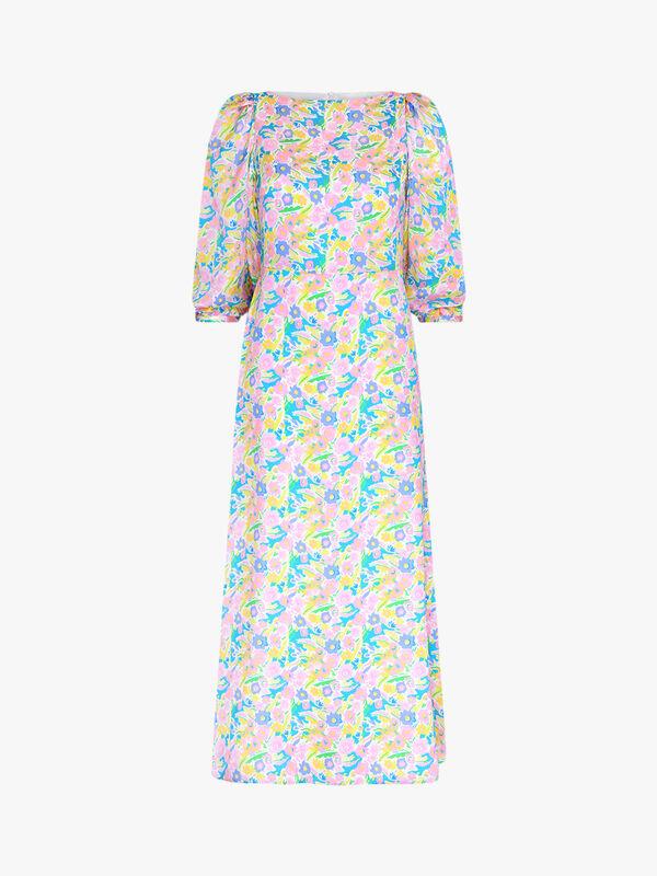 Lara Printed Dress