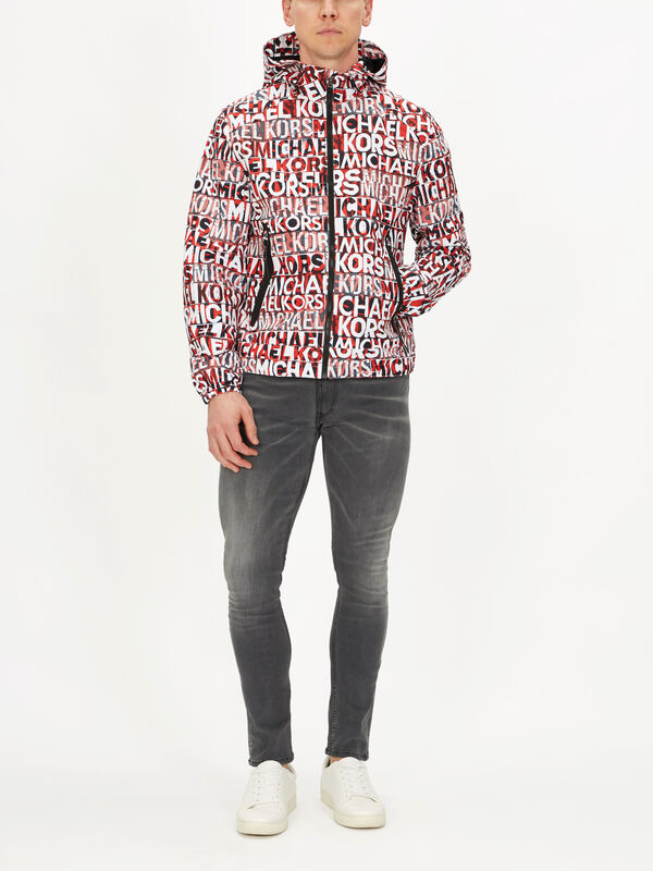 Allover Printed Jacket