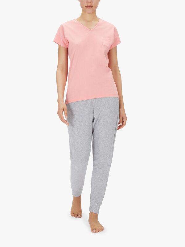 Single Short Sleeve Pyjama Shirt