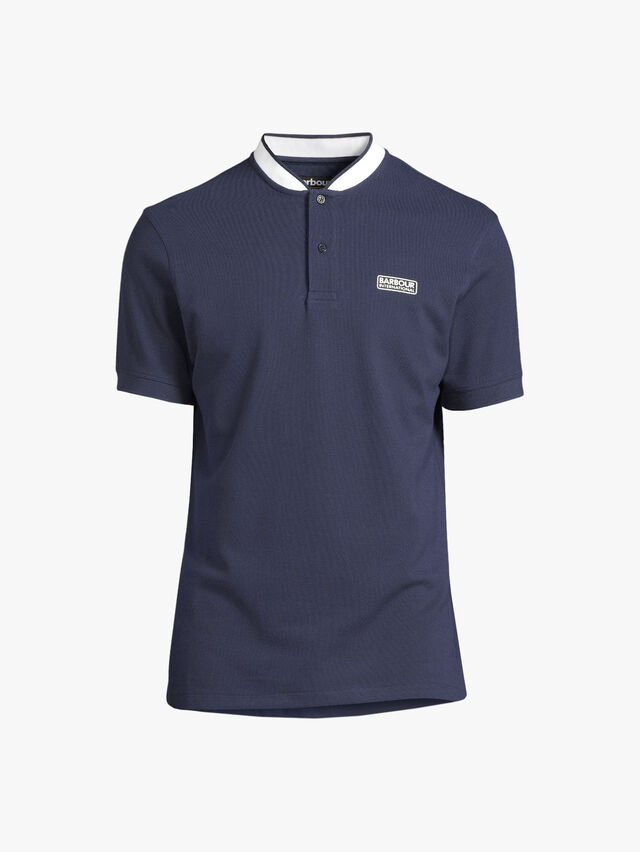 Tipped Sports Polo