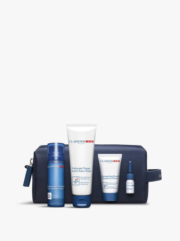 ClarinsMen Hydrating Collection