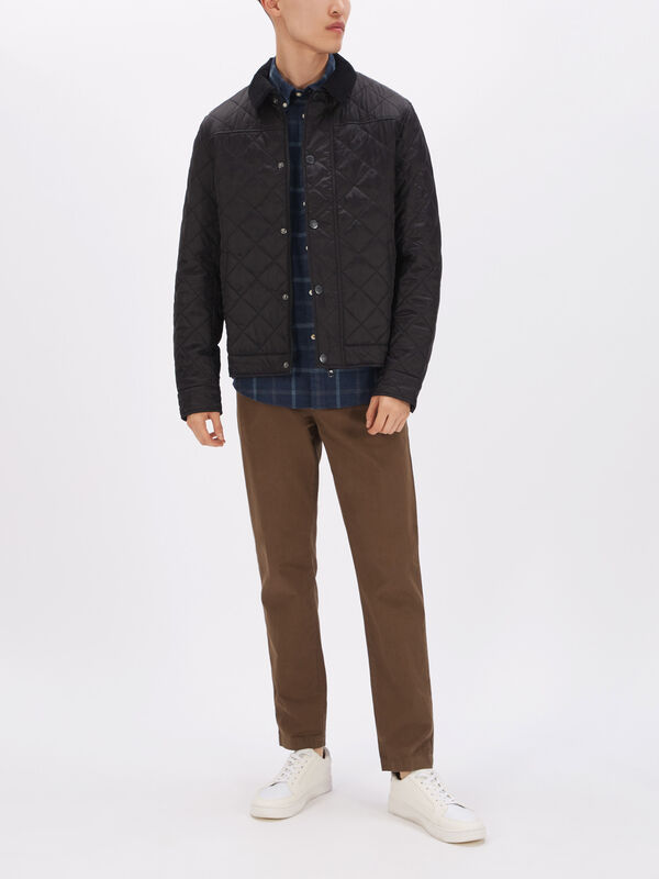 Lemal Quilted Jacket