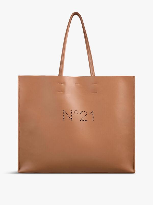 Maxi Shopping Orizzontale Bag