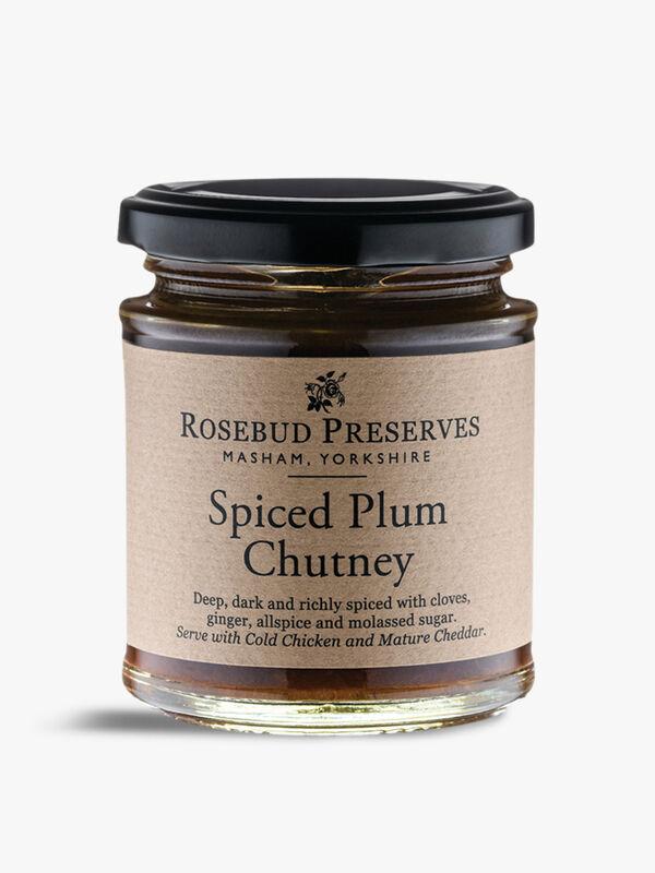 Spiced Plum Chutney 198g