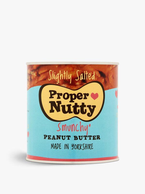 Slightly Salted Nut Butter 1kg