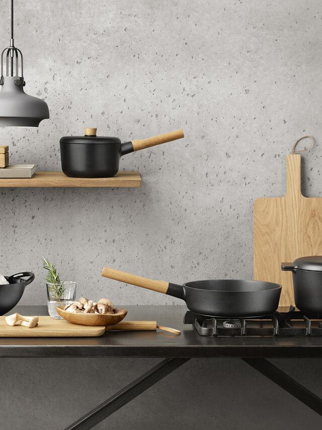 Nordic Kitchen Saute Pan 24cm