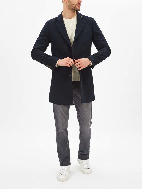 Portabello Coat