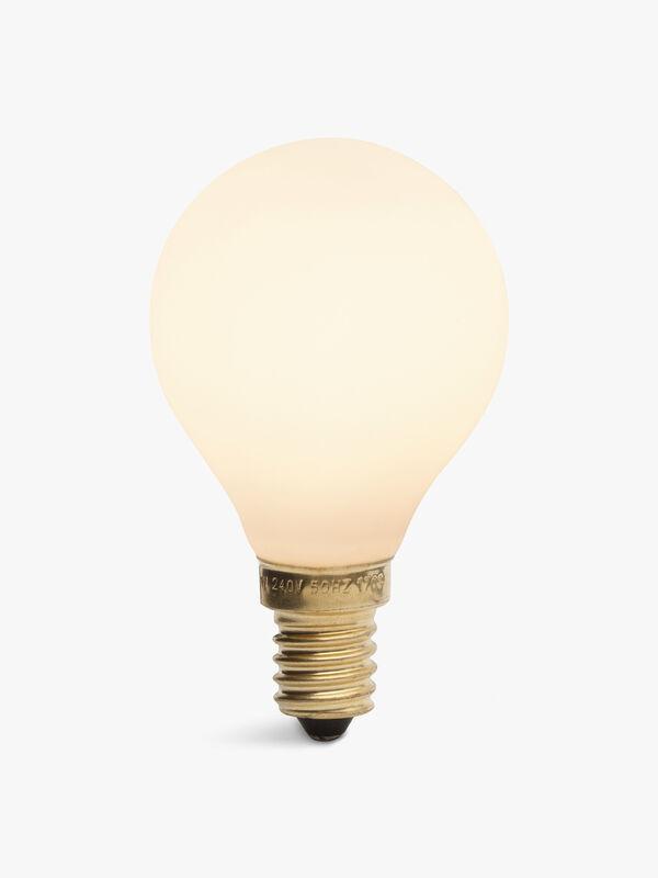 Porcelain I 3W Light Bulb