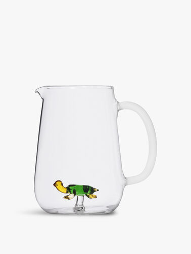 Pitcher Green Turtle