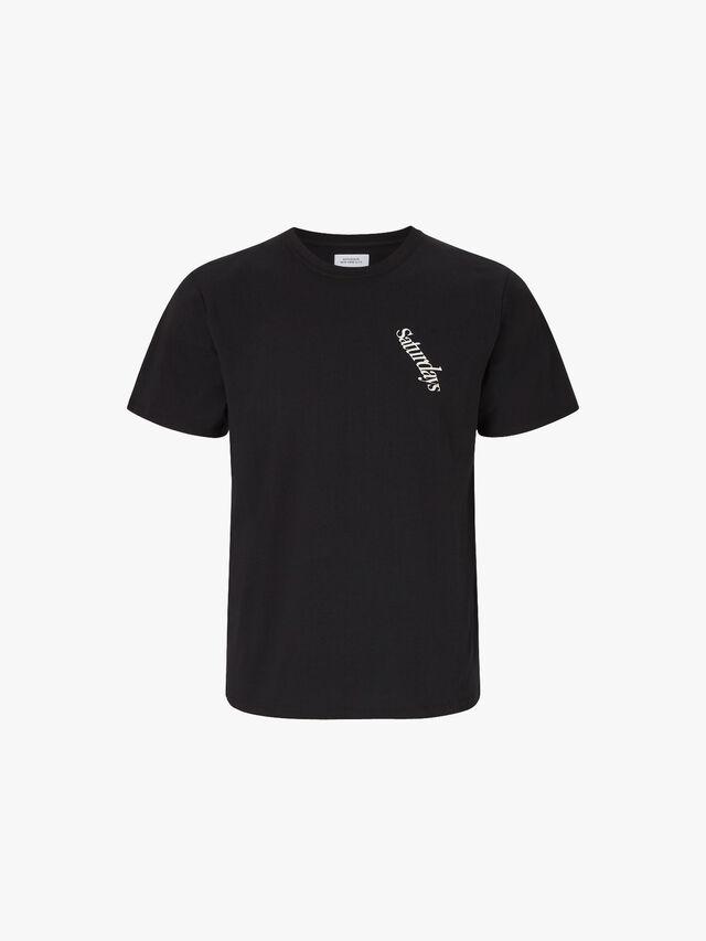 Warped Logo T-Shirt