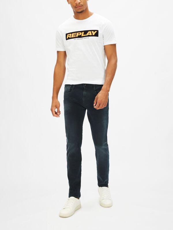Anbass Slim Hyperflex + Jeans