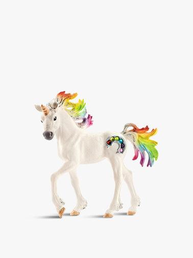 Rainbow Unicorn Foal