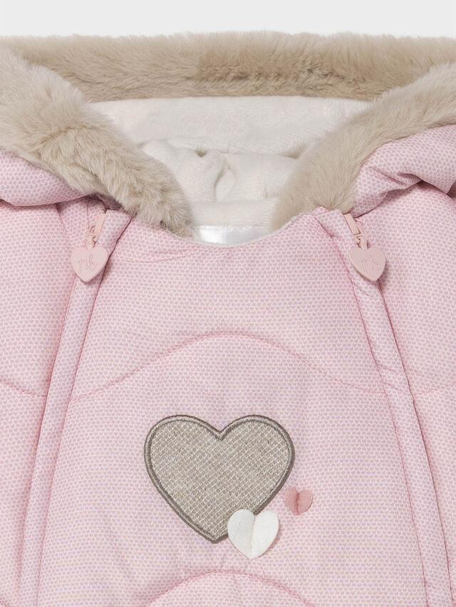 Heart Snowsuit