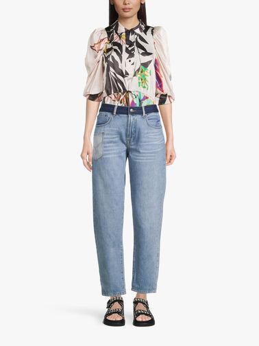 Reeta-Contrast-Waistband-Jeans-2131413