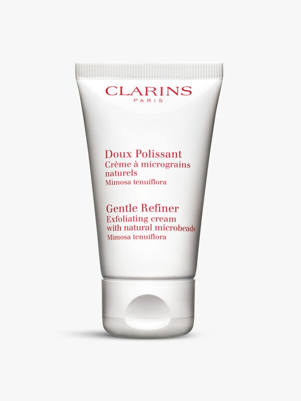Gentle Refiner Exfoliating Cream with Natural Microbeads