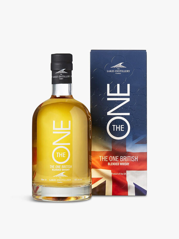 The ONE British Isles Blended Whisky 70cl