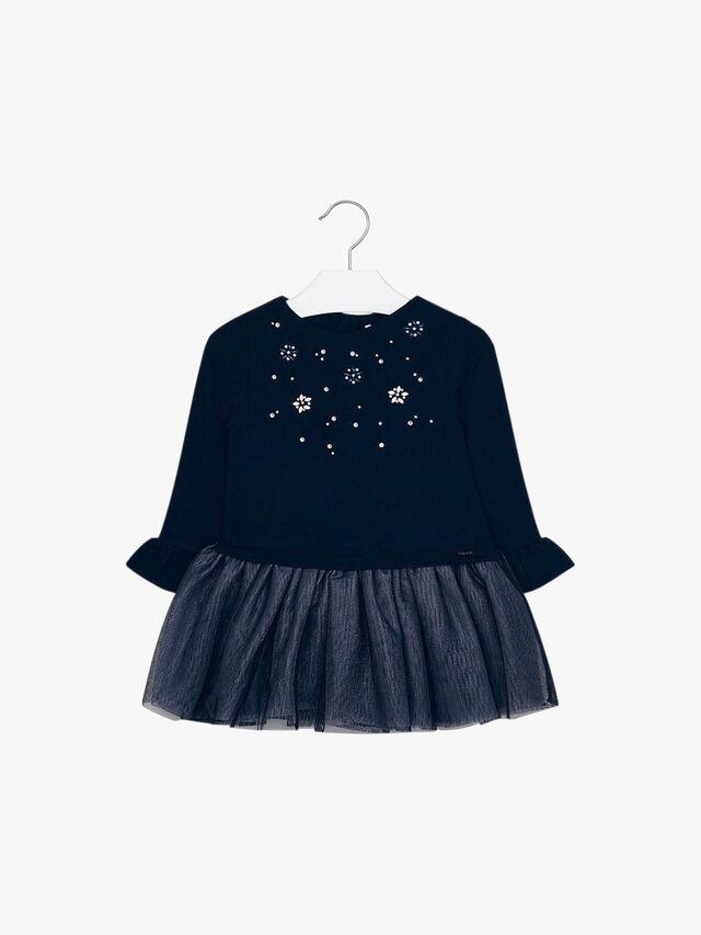 Tulle Skirt Dress