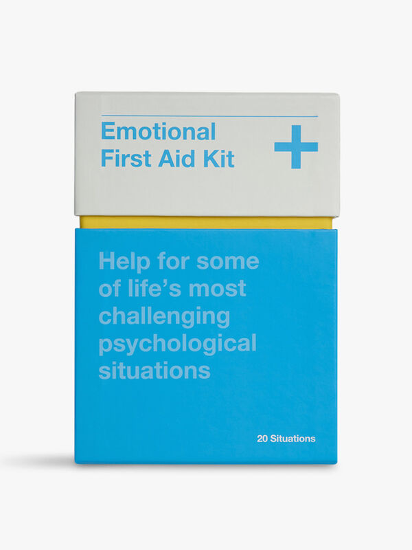 Emotional First Aid Card Set