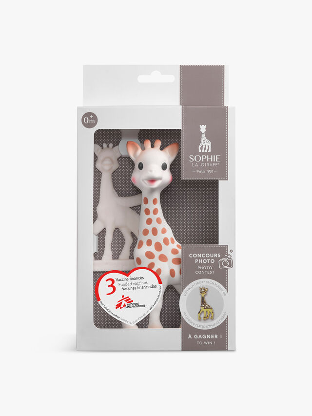 Teething Ring Gift Set