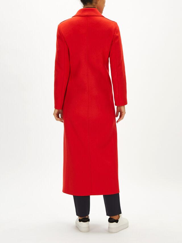 Casella Belted Maxi Coat