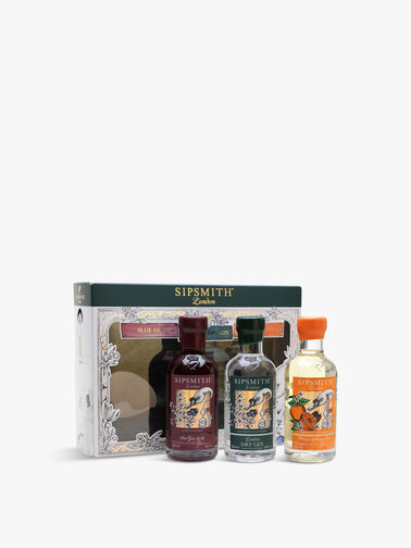 Sipsmith Gin Minature Gift Pack