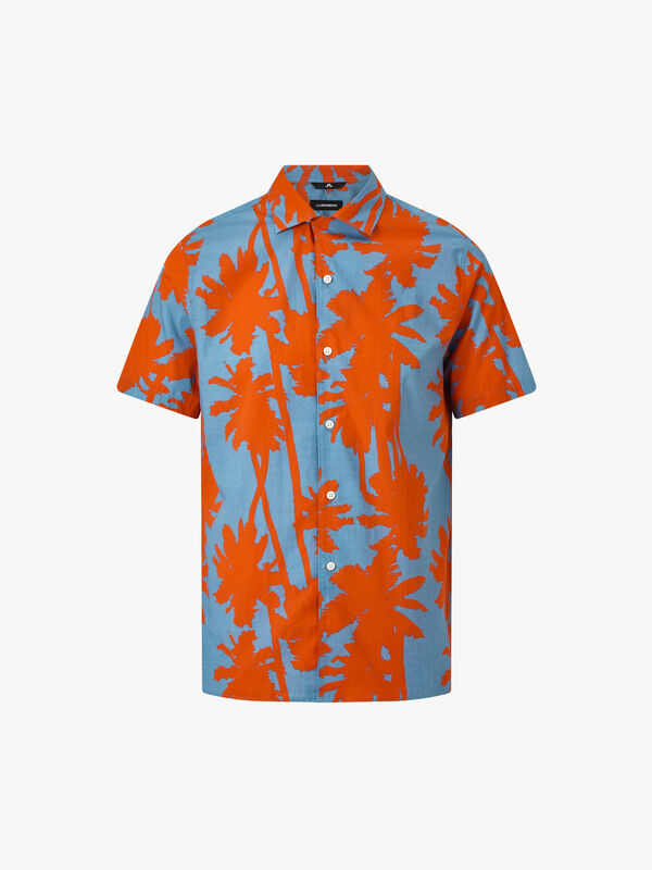 David Resort Print Shirt