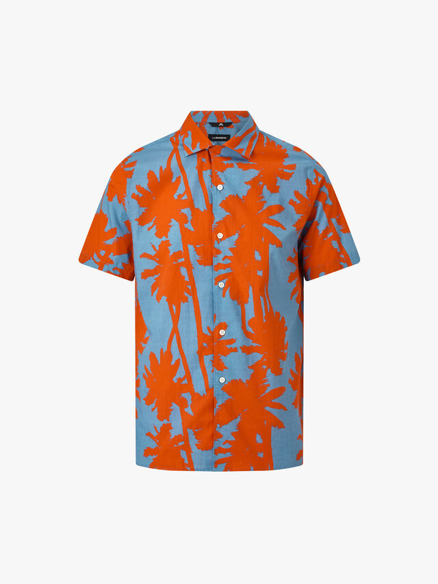David Resort Print Shirt