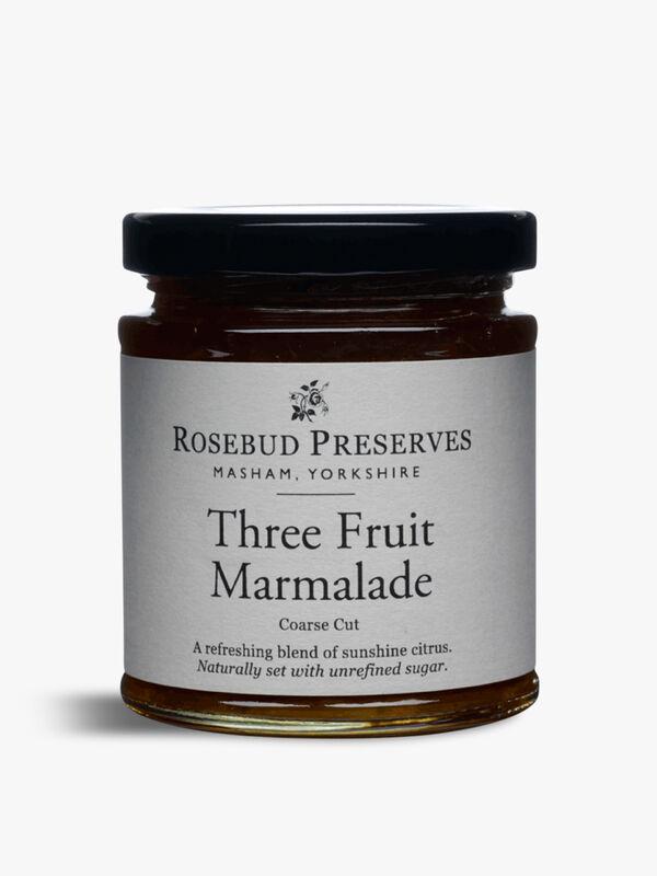 Three Fruit Marmalade 227g