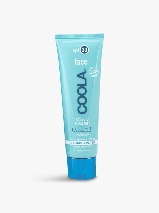 Classic Face SPF 30 Unscented