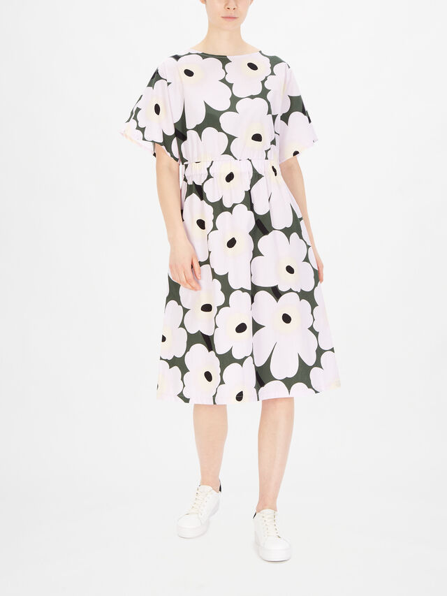 Siloinen Pieni Unikko 2 Dress