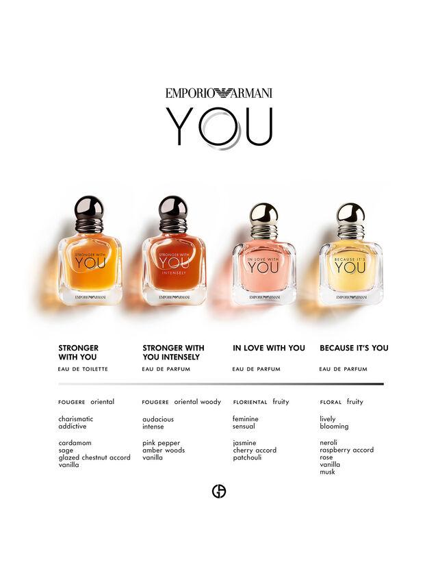 Because It's You Eau de Parfum 100 ml