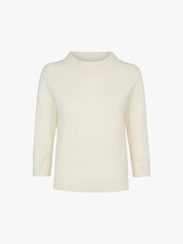 Maracas High Neck Sweater