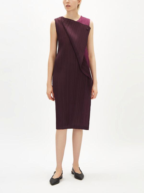 Hidden Colours Sleeveless Dress